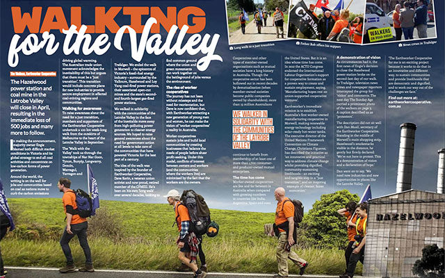 Walking for Latrobe Valley